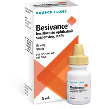 Besivance lx 470 rx